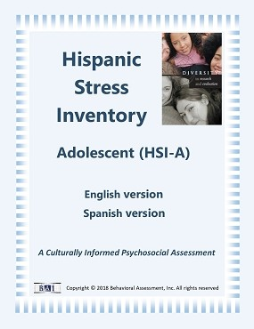 Hispanic Stress Inventory HSIA